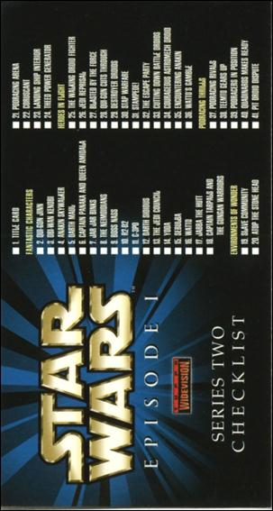 Star Wars: Episode I Widevision: Series 2 (Base Set) 80-A by Topps