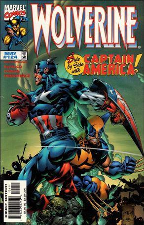Wolverine (1988)  124-A