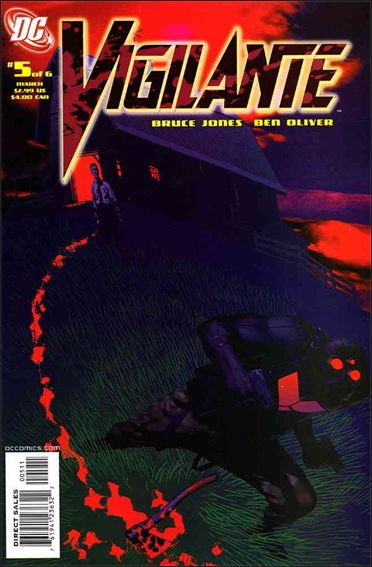 Vigilante (2005) 5-A by DC