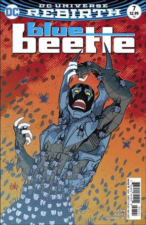 Blue Beetle (2016) 7-B