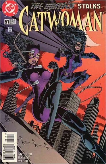 Catwoman (1993) 51-A by DC
