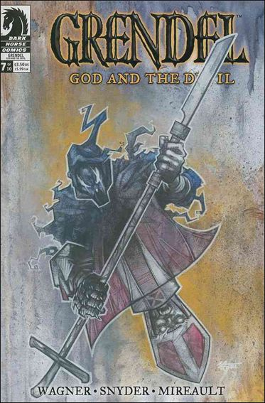 Grendel: God and the Devil 7-A by Dark Horse