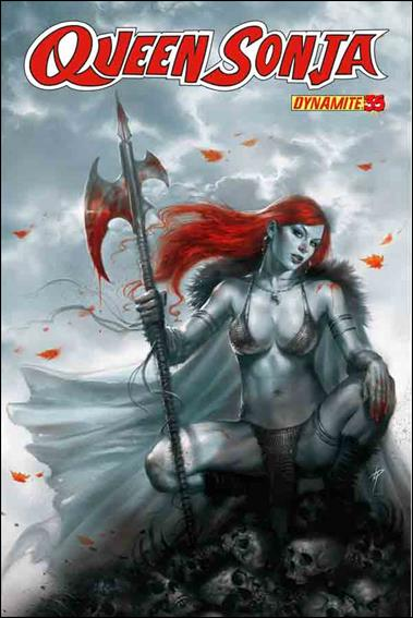 Queen Sonja 35-A by Dynamite Entertainment