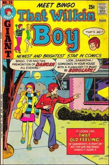 That Wilkin Boy 26-A by Archie