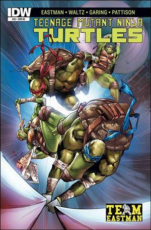 Teenage Mutant Ninja Turtles (2011) 52-G