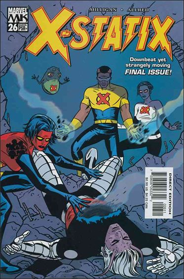 X-Statix 26-A by Marvel
