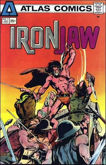 Ironjaw 1-A by Atlas-Seaboard