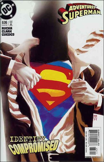 Adventures of Superman (1987) 636-A by DC