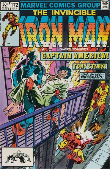 Iron Man (1968) 172-A by Marvel