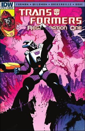 Transformers: Regeneration One 91-C