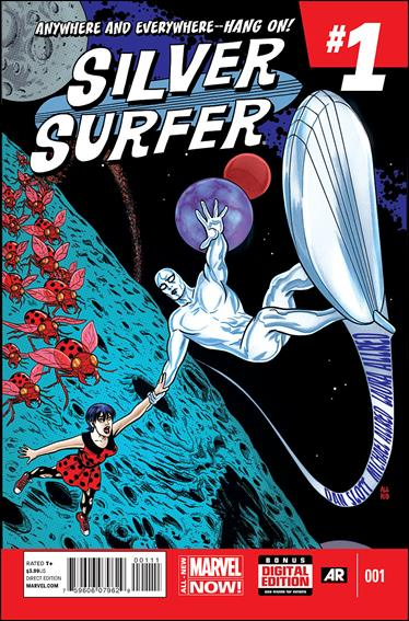 Silver Surfer (2014) 1-A by Marvel