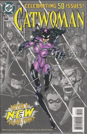 Catwoman (1993) 50-B by DC