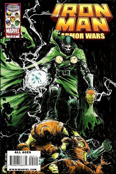 Iron Man & the Armor Wars 2-A by Marvel