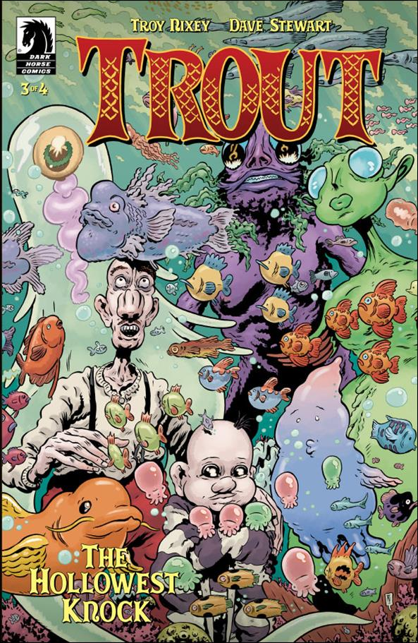 Trout: The Hollowest Knock 3-A by Dark Horse