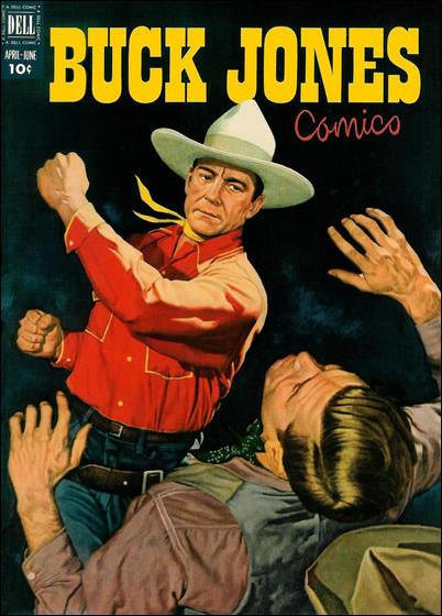 Buck Jones 6-A by Dell