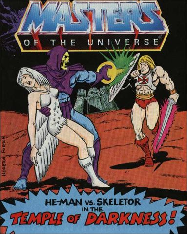 Masters of the Universe (1983) 3.6-A by Mattel