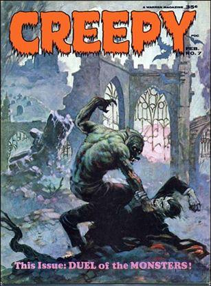 Creepy 7-A