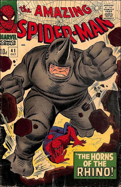 Amazing Spider-Man (1963) 41-B by Marvel