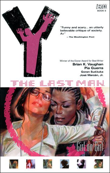 Y: The Last Man 6-B by Vertigo