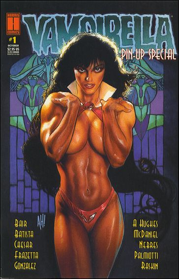 Vampirella: Pin-Up Special 1-A by Harris