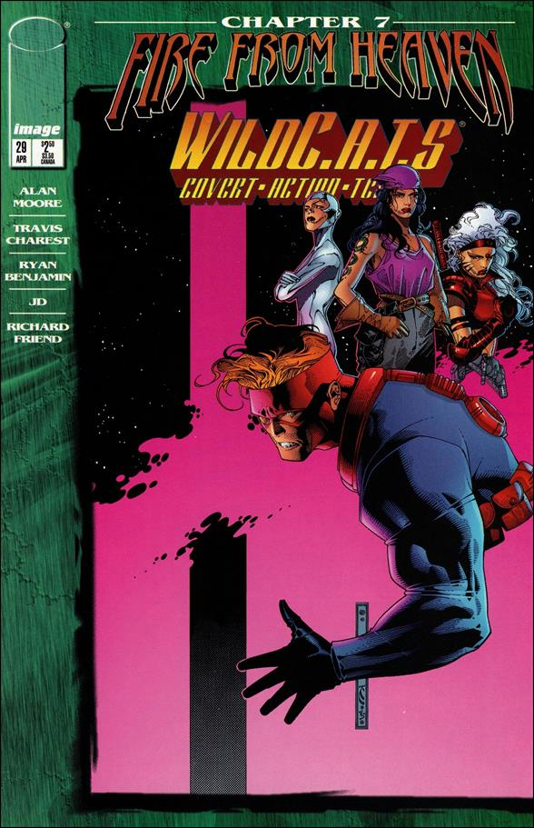 WildC.A.T.s: Covert Action Teams 29-A by Image