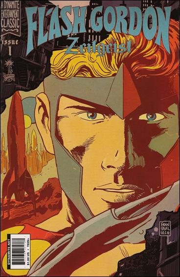 Flash Gordon: Zeitgeist 1-C by Dynamite Entertainment