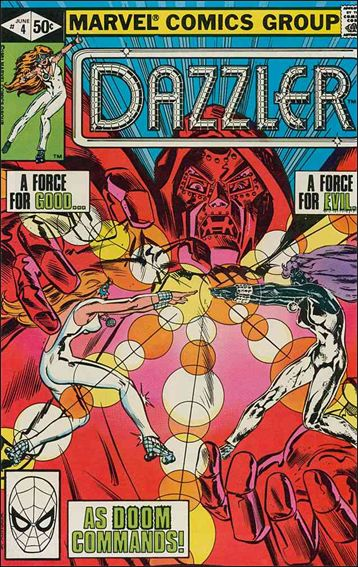 Dazzler (1981) 4-A by Marvel