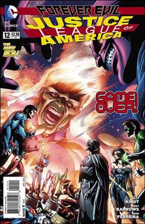 Justice League of America (2013)  12-A