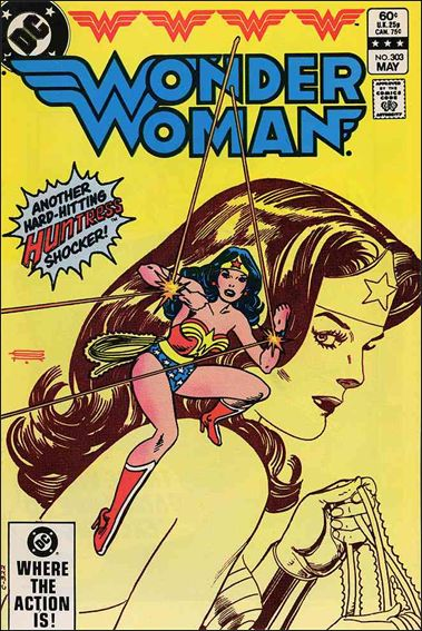 Wonder Woman (1942) 303-A by DC