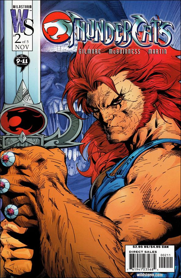 ThunderCats (2002) 2-B by WildStorm