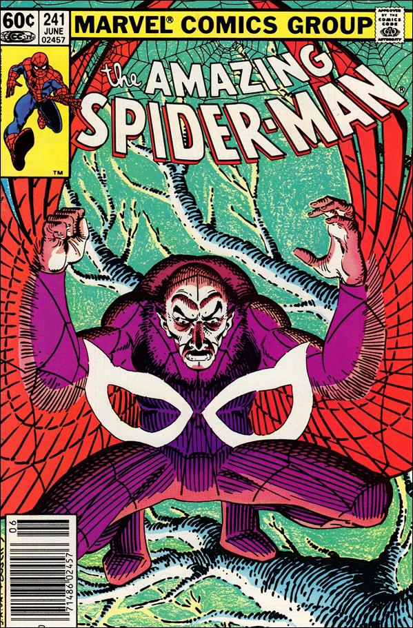 Amazing Spider-Man (1963) 241-A by Marvel