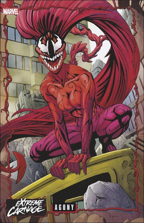 Extreme Carnage: Agony 1-B by Marvel