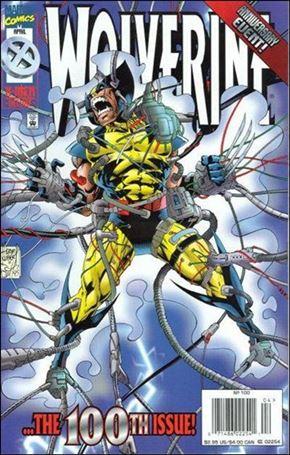 Wolverine (1988)  100-B