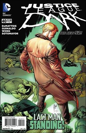 Justice League Dark 40-A