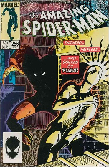 Amazing Spider-Man (1963) 256-A by Marvel
