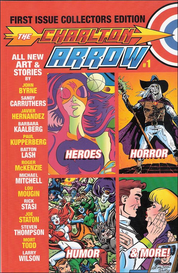 Charlton Arrow 1-B by Charlton Neo Media