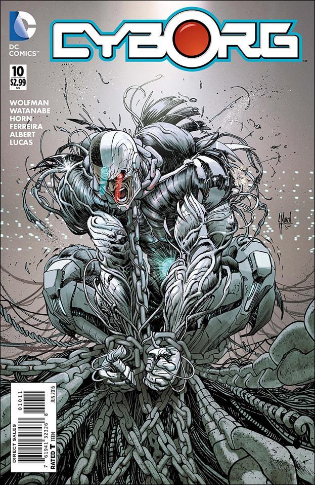 Cyborg 10-A