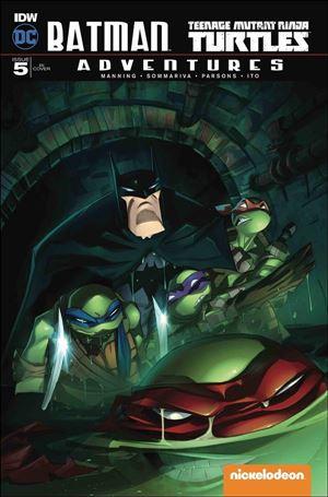 Batman/Teenage Mutant Ninja Turtles Adventures 5-C