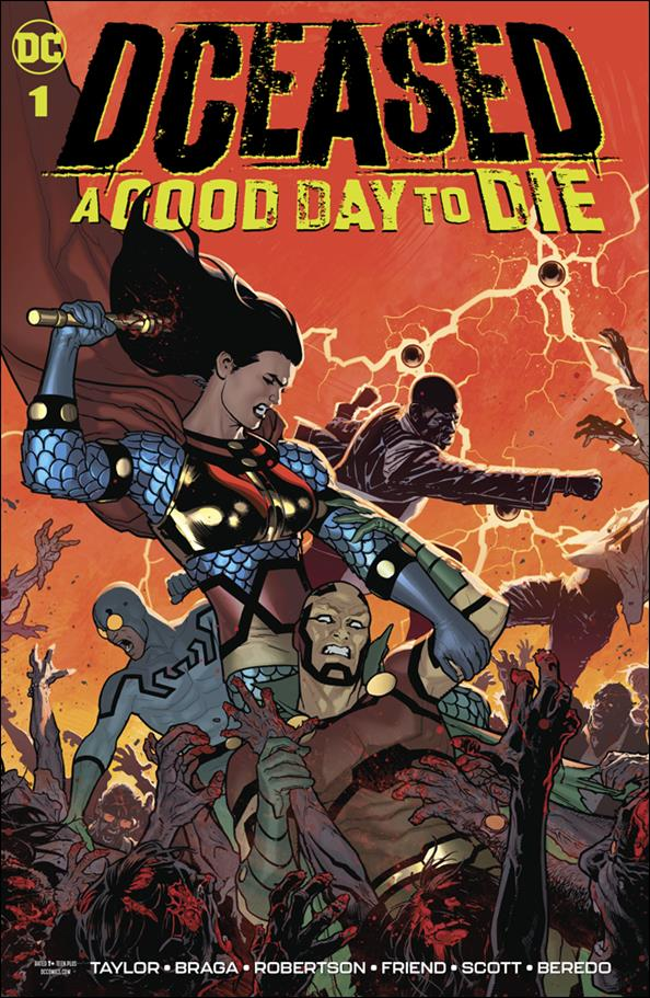 DCeased: A Good Day to Die 1-A by DC
