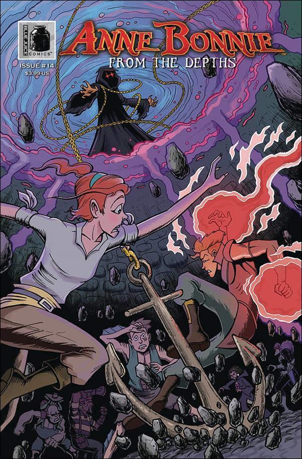 Anne Bonnie 14-A by Blue Juice Comics