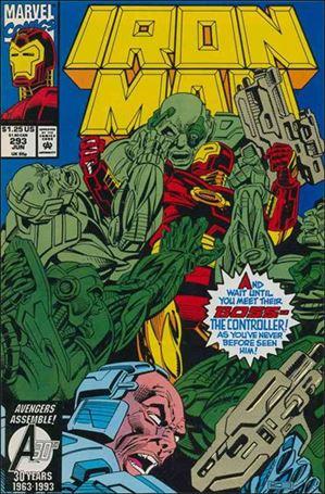 Iron Man (1968) 293-A