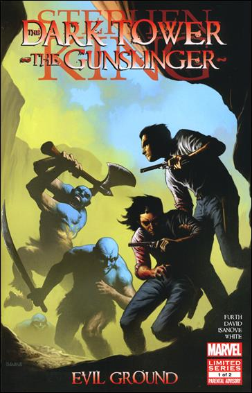 Dark Tower: The Gunslinger - Evil Ground 1-A by Marvel