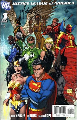 Justice League of America (2006) 1-I by DC