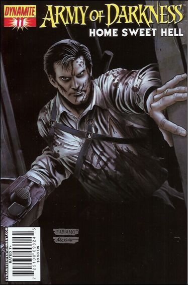 Army of Darkness: Home Sweet Hell 11-A by Dynamite Entertainment