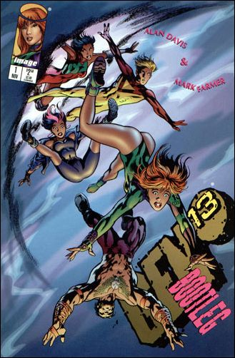 Gen13 Bootleg 1-B by WildStorm