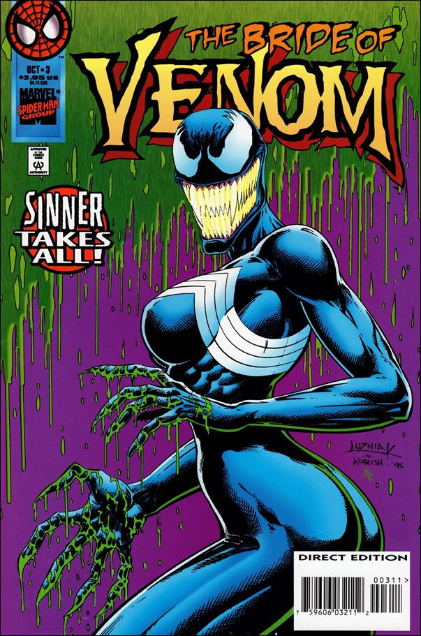 Venom: Sinner Takes All 3-A by Marvel