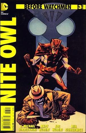 Before Watchmen: Nite Owl 3-D by DC