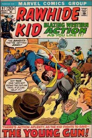 Rawhide Kid (1955) 97-A