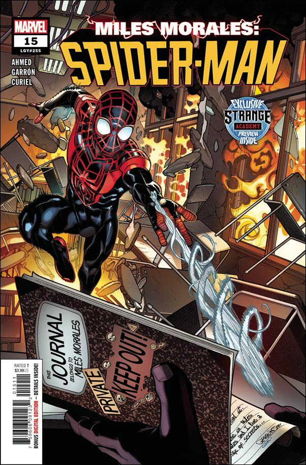 Miles Morales: Spider-Man 15-A by Marvel