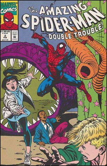 Amazing Spider-Man: Skating on Thin Ice: Double Trouble 2-B by Marvel